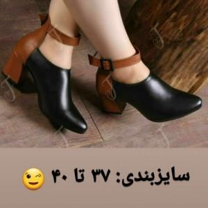 کفش دو رنگ خاص