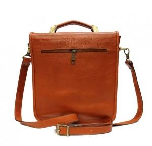 کیف چرم نیمه اداری-تصویر 3