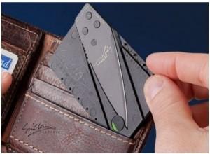 چاقو کارتی سفری