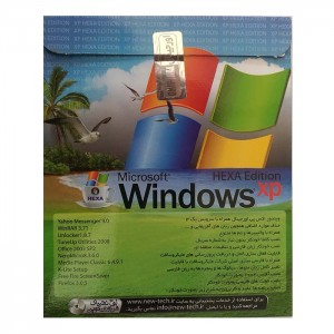 Windows XP HEXA Edition-تصویر 2