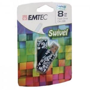 فلش مموری Emtec Swivel 8GB-تصویر 2