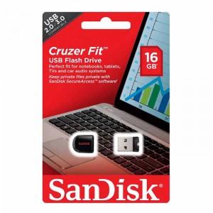 فلش مموری SanDisk Cruzer Fit CZ33 16GB-تصویر 2