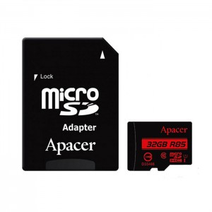 مموری میکرو Apacer UHS-I U1 85MBps Class10 32GB
