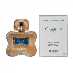 تستر ادو پرفیوم زنانه بورژوآ مدل Glamour Chic حجم ۵۰ میلی لیتر-تصویر 2