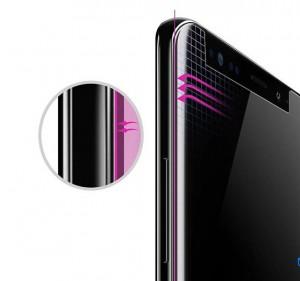 محافظ صفحه نمایش شیشه ای با قابلیت UV مدل سامسونگ S9 Plus-تصویر 3