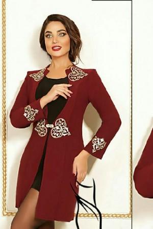 کت بلند مدل یلدا