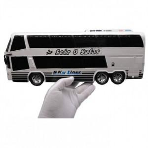 اتوبوس دوطبقه اسباب بازی دورج توی مدل Sky Liner-تصویر 2