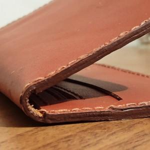 کیف پول دست دوز چرم-تصویر 5