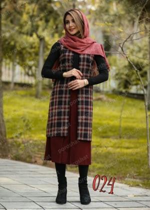 سارافن و دامن پشمی-تصویر 4