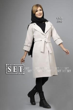 مانتو زمستانی مدل هدیه-تصویر 2