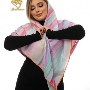 روسری نخی پاییزه برند خان خانم