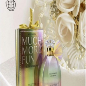 عطر زنانه Much More Fun 100ml EDP