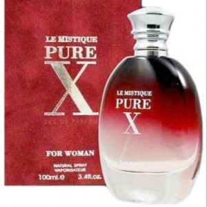 عطر زنانه Fragrance World Pure X For Woman 100ml E-تصویر 2