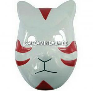 ابزار شوخی ماسک صورت گربه بامزه و ناز-تصویر 3