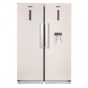 یخچال و فریزر دوقلو بنس مدل D4i-تصویر 2