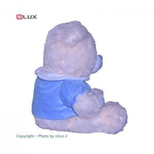 عروسک بالی مدل خرس سفید ارتفاع 31 سانتی متر-تصویر 2
