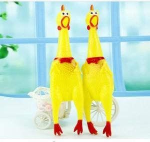 ابزار شوخی مدل مرغ نالان بزرگ دنیای سرگرمی های کمیاب-تصویر 3