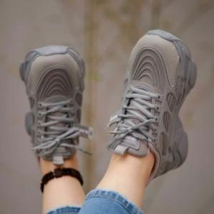 کفش کتانی اسپرت مدل تک ستاره-تصویر 4
