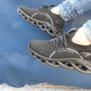 کفش کتانی مدل felor زیره پیوخارجی مونتاژMa-تصویر 4