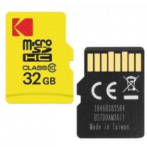 کارت حافظه microSD کداک کلاس 10 استاندارد UHS-I U1 سرعت 85MBps-تصویر 2