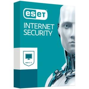 آنتی ویروس ESET INTERNET SECURITY 2020 یک ساله 4 کاربره