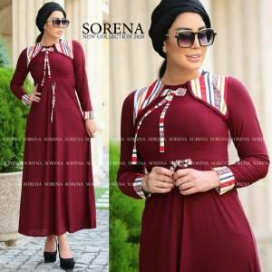 پیراهن مدل مهرناز-تصویر 3