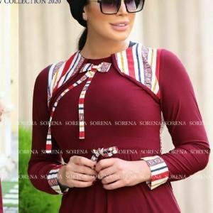 پیراهن مدل مهرناز