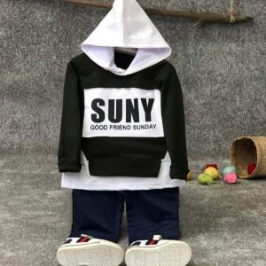 بلوز شلوار SUNY-تصویر 2