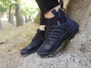 کفش ورزشی نایک ساق دار دخترونه-تصویر 2