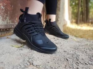 کفش ورزشی نایک ساق دار دخترونه