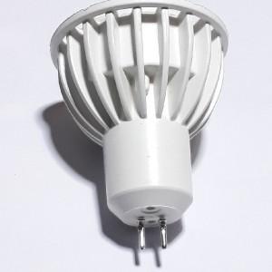 لامپ هالوژن ۷ وات پایه سوزنی سفید فارس-تصویر 3