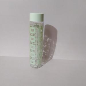 بطری آب بلور درب یخچالی استوانه ای بزرگ لیمون-تصویر 2