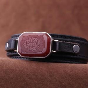 دستبند عقیق