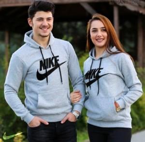ست هودی مردانه و زنانه Nike :