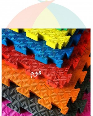 تاتامی کفپوش 10 میل سه بعدی-تصویر 3