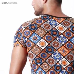 تی شرت مردانه هاوایی طرح LOHH-تصویر 2