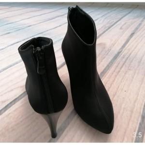کفش نیم بوت مجلسی زنانه-تصویر 3