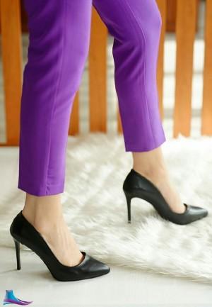 کفش پاشنه دار کد۱۳۵-تصویر 2