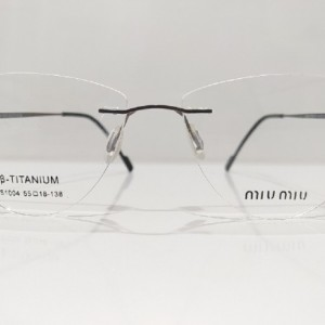 عینک طبی اسپرت بی فریم-تصویر 4
