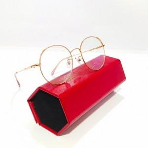 عینک طبی زنانه گرد-تصویر 3
