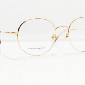 عینک طبی زنانه گرد-تصویر 4