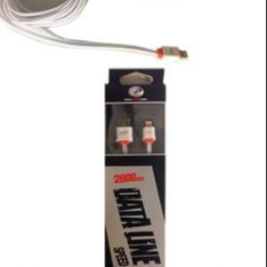 کابل شارژر اپل 2 متری برند ایکس پی