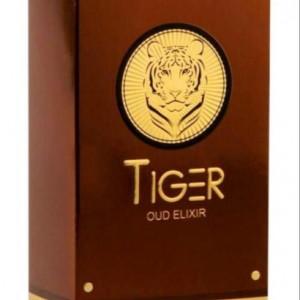 عطر زنانه MPF Deluxe Tiger Oud Elixir 80ml EDP-تصویر 3