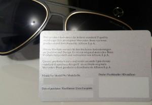 عینک  اصل مرسدس بنز عینک اصل مرسدس بنز-تصویر 5