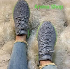 کفش اسپرت زنانه آدیداس یزی350 adidas yeezy-تصویر 2