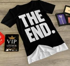 تی شرت مردانه The End-تصویر 2
