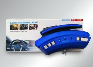 اسپیکر بلوتوثی اتومبیل Car Kit :-تصویر 2