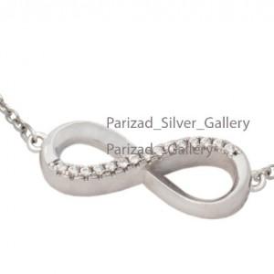 دستبند نقره 925-تصویر 2