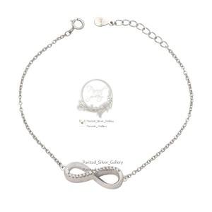 دستبند نقره 925