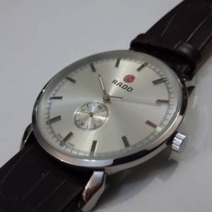 ساعت رادو دوموتور زیرثانیه دار RADO (فوق باریک مهندسی ساز)-تصویر 3